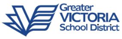 Greater Victoria School District SD61