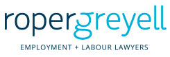 Roper Greyell LLP, Employment + Labour Lawyers
