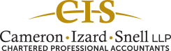 Cameron Izard Snell LLP, Chartered Professional Accountants